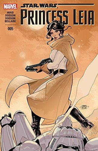 Princess Leia #5 Mark Waid