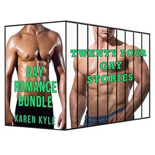 Gay Romance Bundle (24 Book Box Set) Karen Kyle