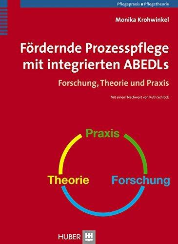 Fördernde Prozesspflege mit integrierten ABEDLs Monika Krohwinkel