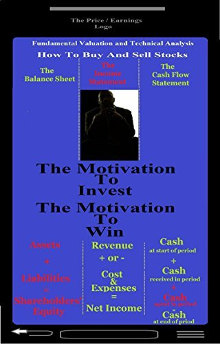 The Motivation To Invest The Motivation To Win: How To Buy and Sell Stocks (The P/E Logo: The Motivation To Invest Book 1)  by  Bill Thomas
