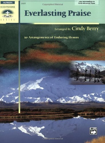 Everlasting Praise  by  Cindy Berry