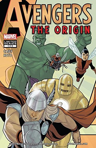 Avengers: The Origin #1 (of 5) (Avengers: The Origin Vol. 1) Joe Casey