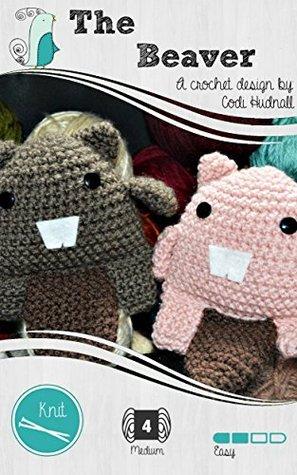 AmiguZOOmi The Beaver Amigurumi Crochet Pattern (Woodland Friends Series Book 3) Codi Hudnall