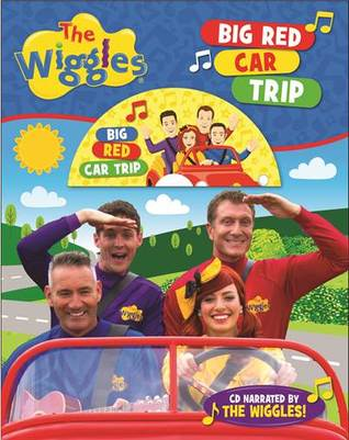 Big Red Car Trip Book & CD  by  The Wiggles