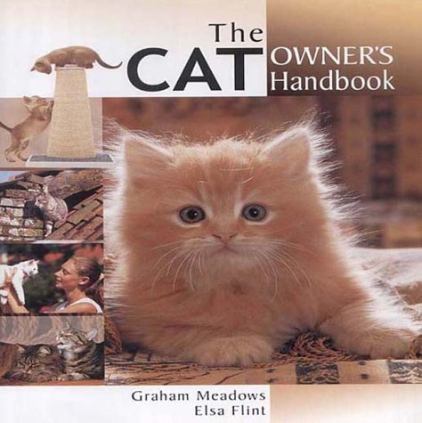 The Cat Owners Handbook  by  Graham Meadows