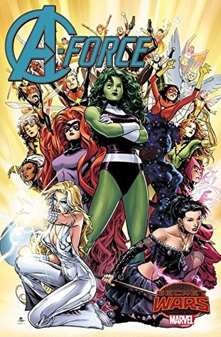 A-Force Vol. 0: Warzones G. Willow Wilson