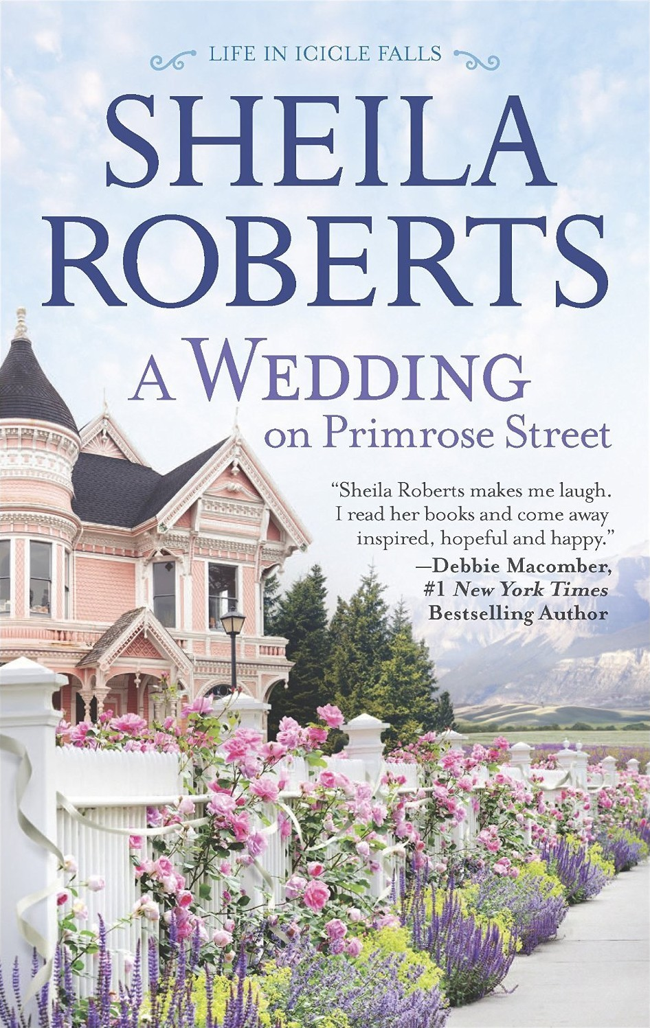 A Wedding on Primrose Street (Life in Icicle Falls, #7) Sheila Roberts