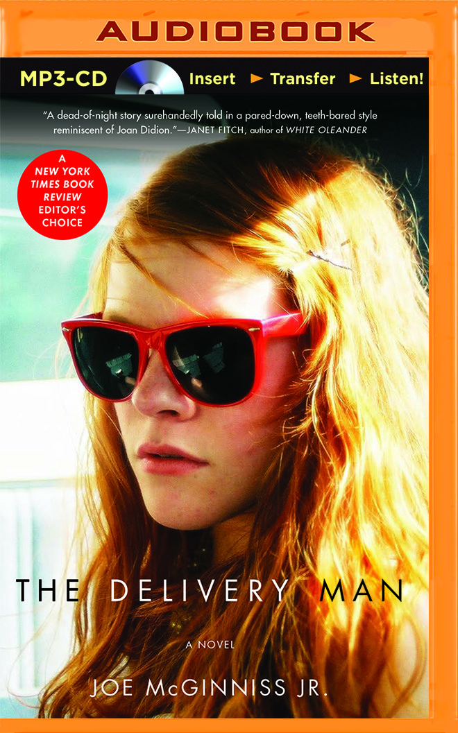 Delivery Man, The: A Novel  by  Joe McGinniss Jr.
