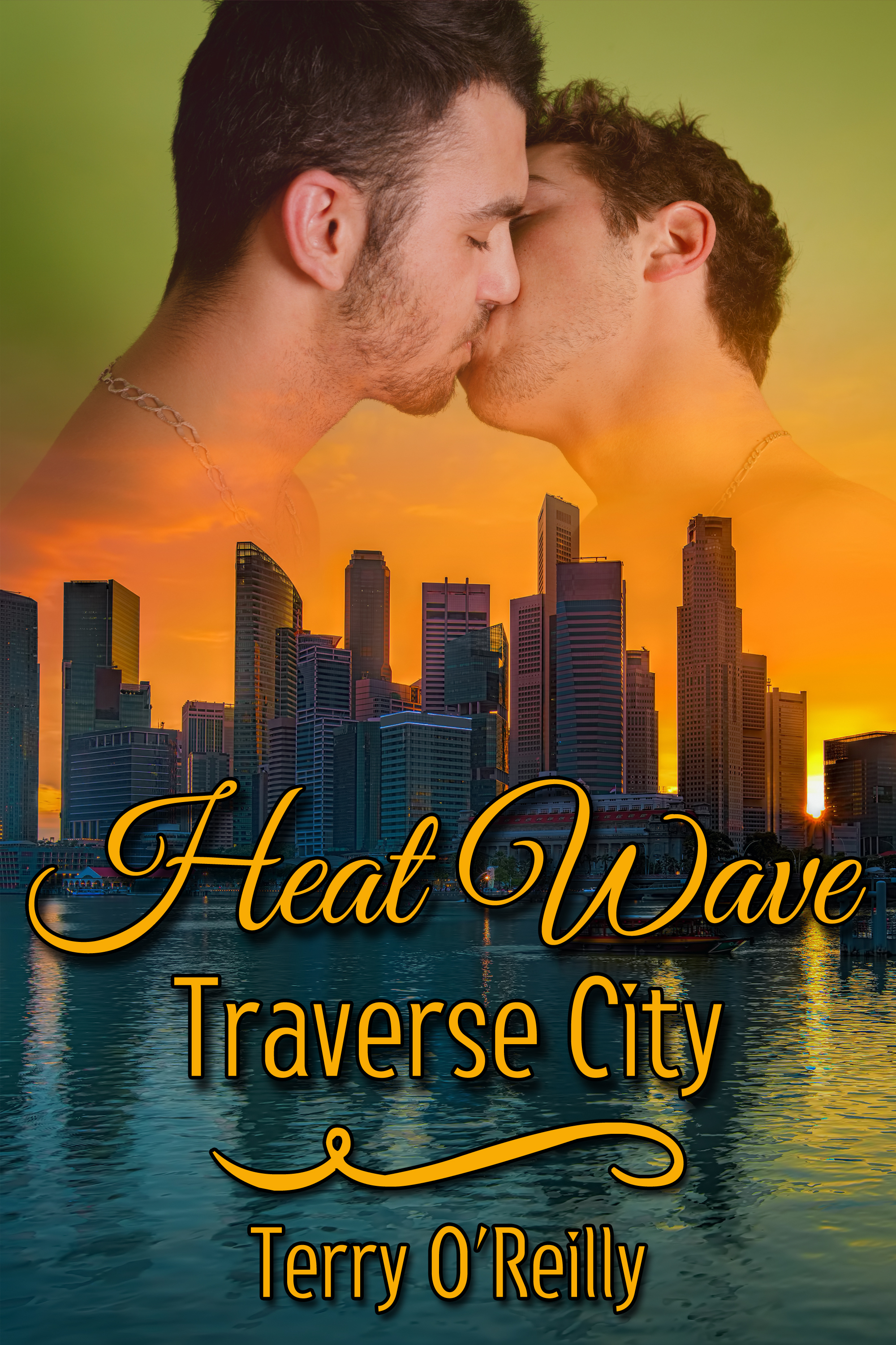 Heat Wave: Traverse City  by  Terry OReilly