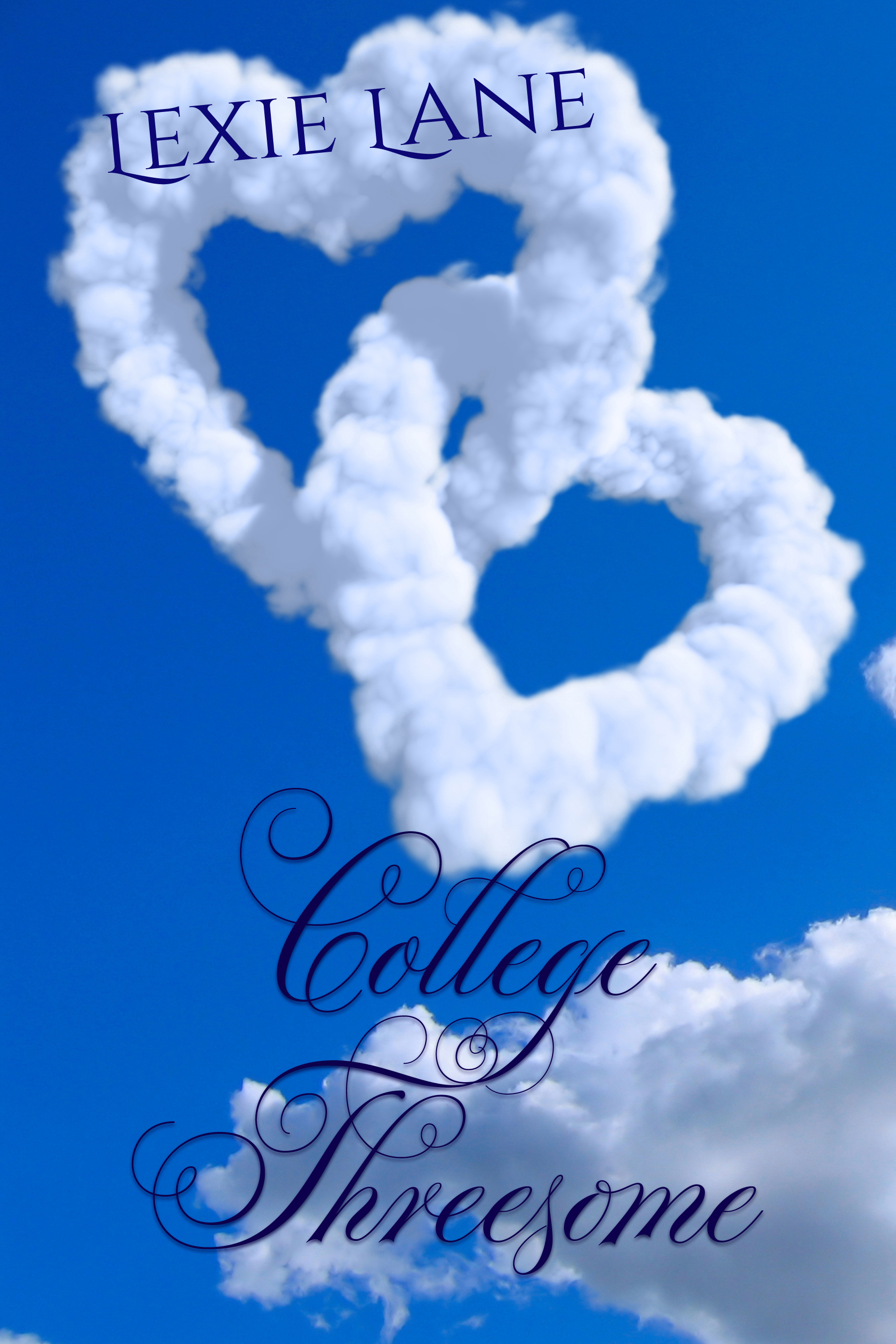 College Threesome  by  Lexie Lane
