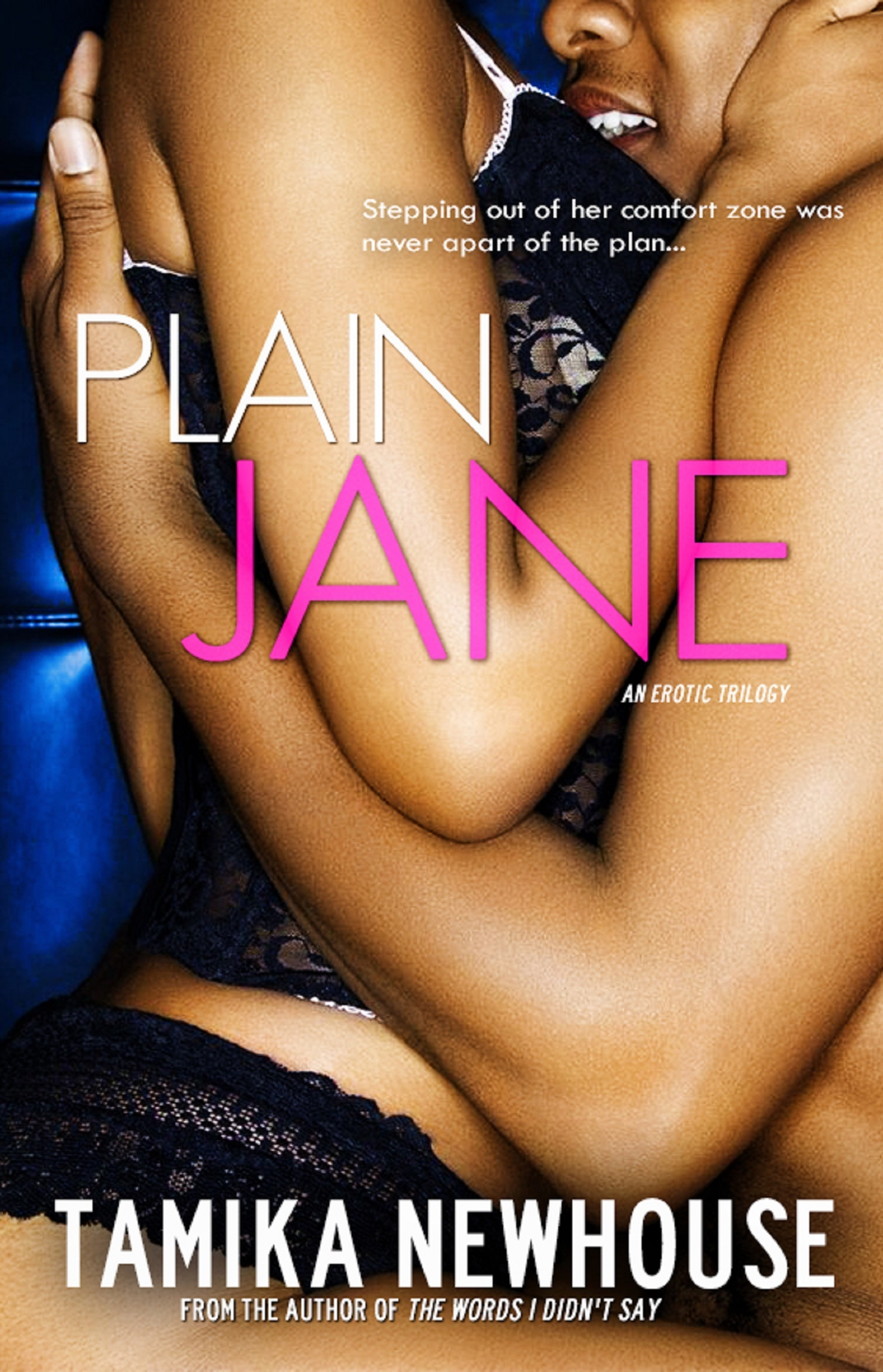 Plain Jane  by  Tamika Newhouse