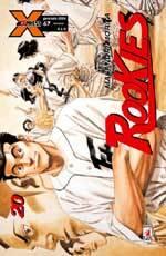 Rookies n. 20 Masanori Morita