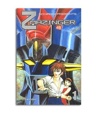 Z Mazinger vol. 1 Go Nagai