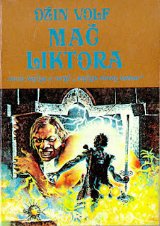 Mač liktora (The Book of the New Sun #3)  by  Gene Wolfe