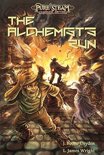 The Alchemists Run L. James Wright