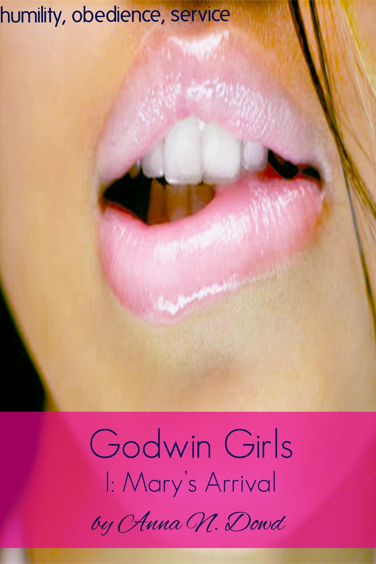 Godwin Girls I: Marys Arrival  by  Anna N. Dowd