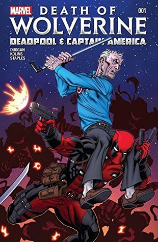 Death of Wolverine: Deadpool & Captain America #1 Gerry Duggan