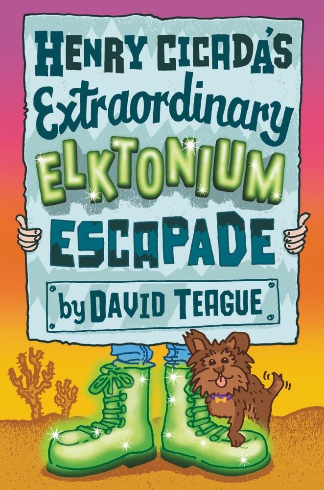 Henry Cicadas Extraordinary Elktonium Escapade  by  David Teague