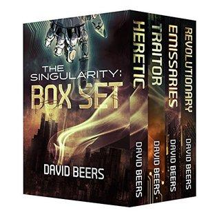The Singularity: Box Set (Books 1-4)  by  David Beers