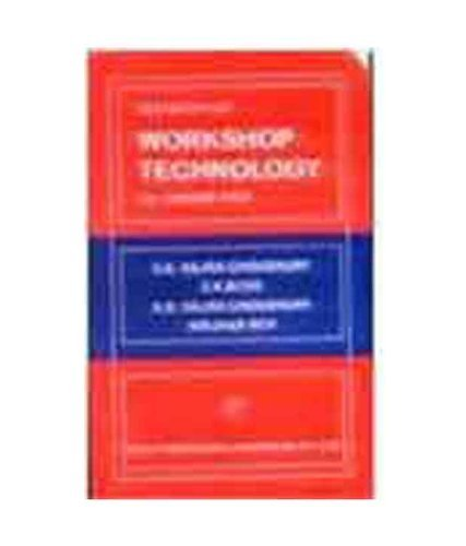 Elements Of Workshop Technology Vol 2 Machine Tools Choudhury S K