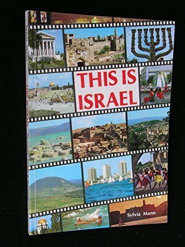 This Is Israel  by  Sylvia Mann