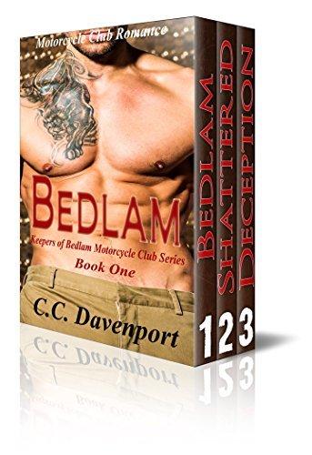Bedlam Bundle: Motorcycle Club C. C. Davenport