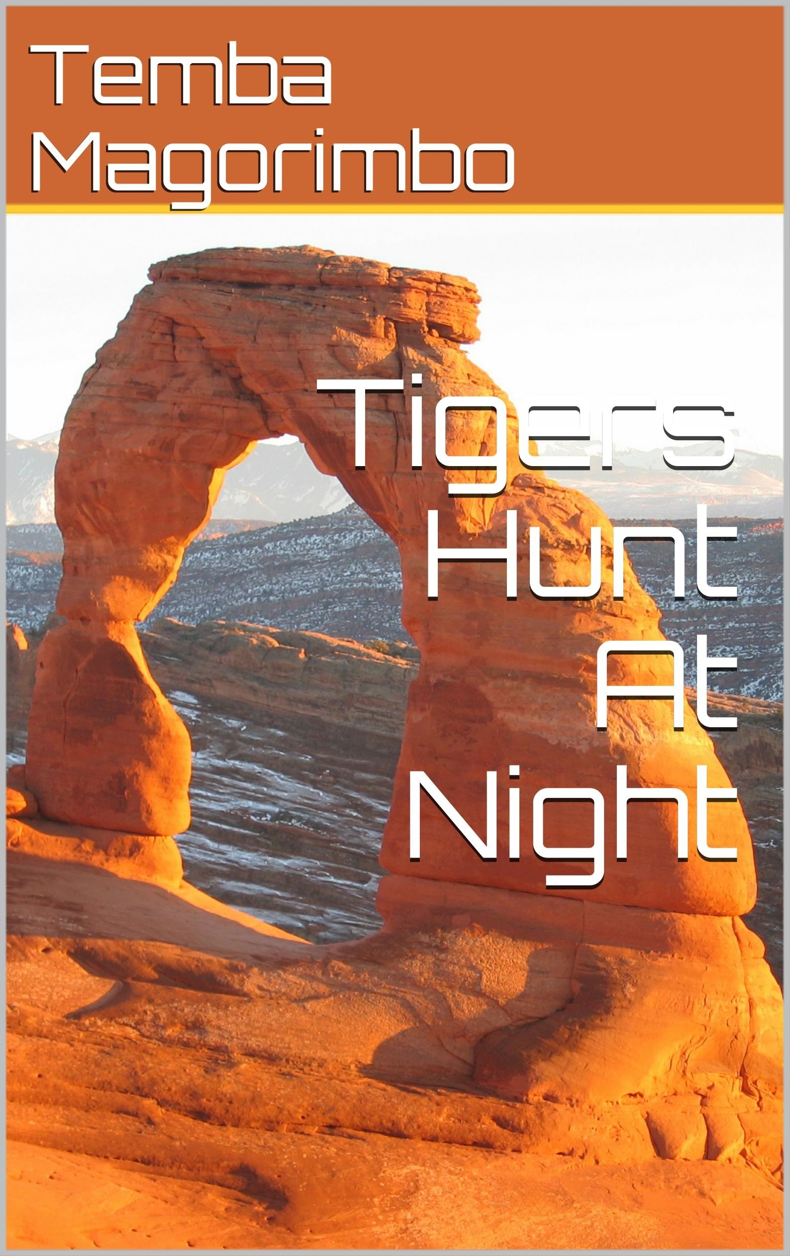 Tigers Hunt at Night: Plight of Interracial Couples  by  Temba Magorimbo
