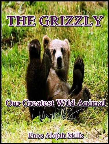 The Grizzly : Our Greatest Wild Animal  by  Enos A. Mills