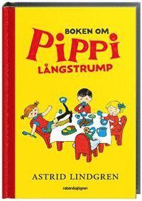 Boken om Pippi Långstrump  by  Astrid Lindgren