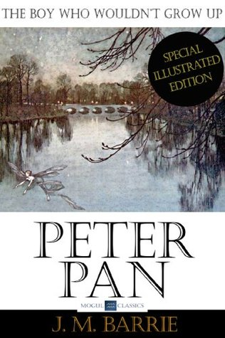 Peter Pan (Special Illustrated Edition): The boy who wouldnt grow up  by  J.M. Barrie