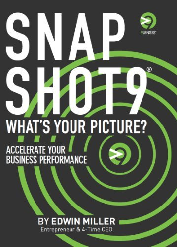 Snapshot9 Whats Your Picture?: Accelerate Your Business Performance (9Lenses Bookshelf Book 2) Edwin Miller