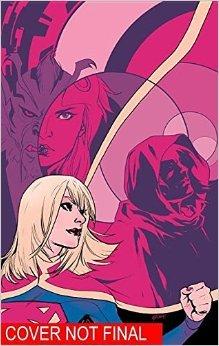 Supergirl, Vol. 6: Crucible  by  K. Perkins