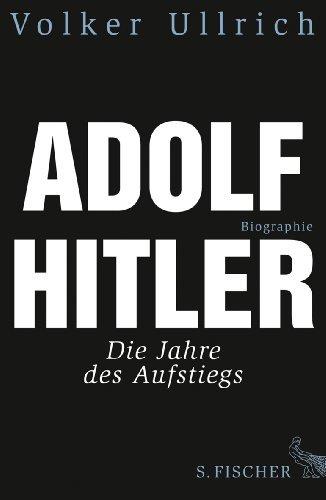 Adolf Hitler  by  Volker Ullrich