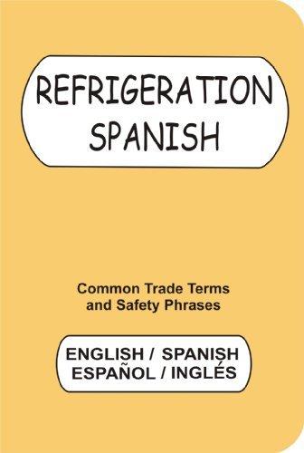 Refrigeration Spanish LAMA Books