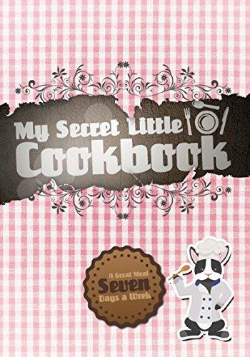 My Secret Little Cookbook Kelly-Marie Howard