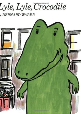 Lyle, Lyle Crocodile Book & CD  by  Bernard Waber