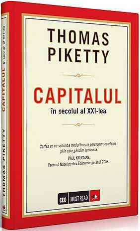 Capitalul in secolul al XXI-lea Thomas Piketty