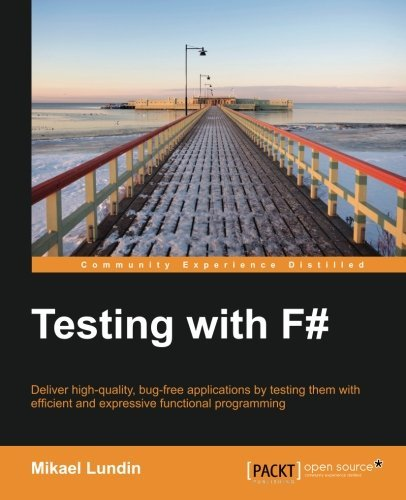 Testing with F# Mikael Lundin