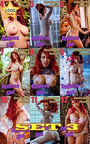 Redhead Slut Set 3: Uncensored Pussies  by  Nuart