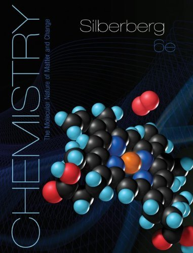 Connect Chemistry with LearnSmart 2 Semester Access Card for Chemistry:The Molecular Nature of Matter and Change Martin Silberberg