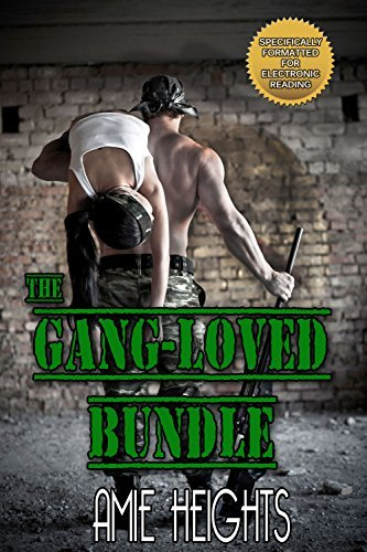 The GangLoved Bundle: Three stories with too many men to count  by  Amie Heights