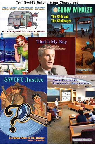 Tom Swift Saves Christmas T. Edward Fox
