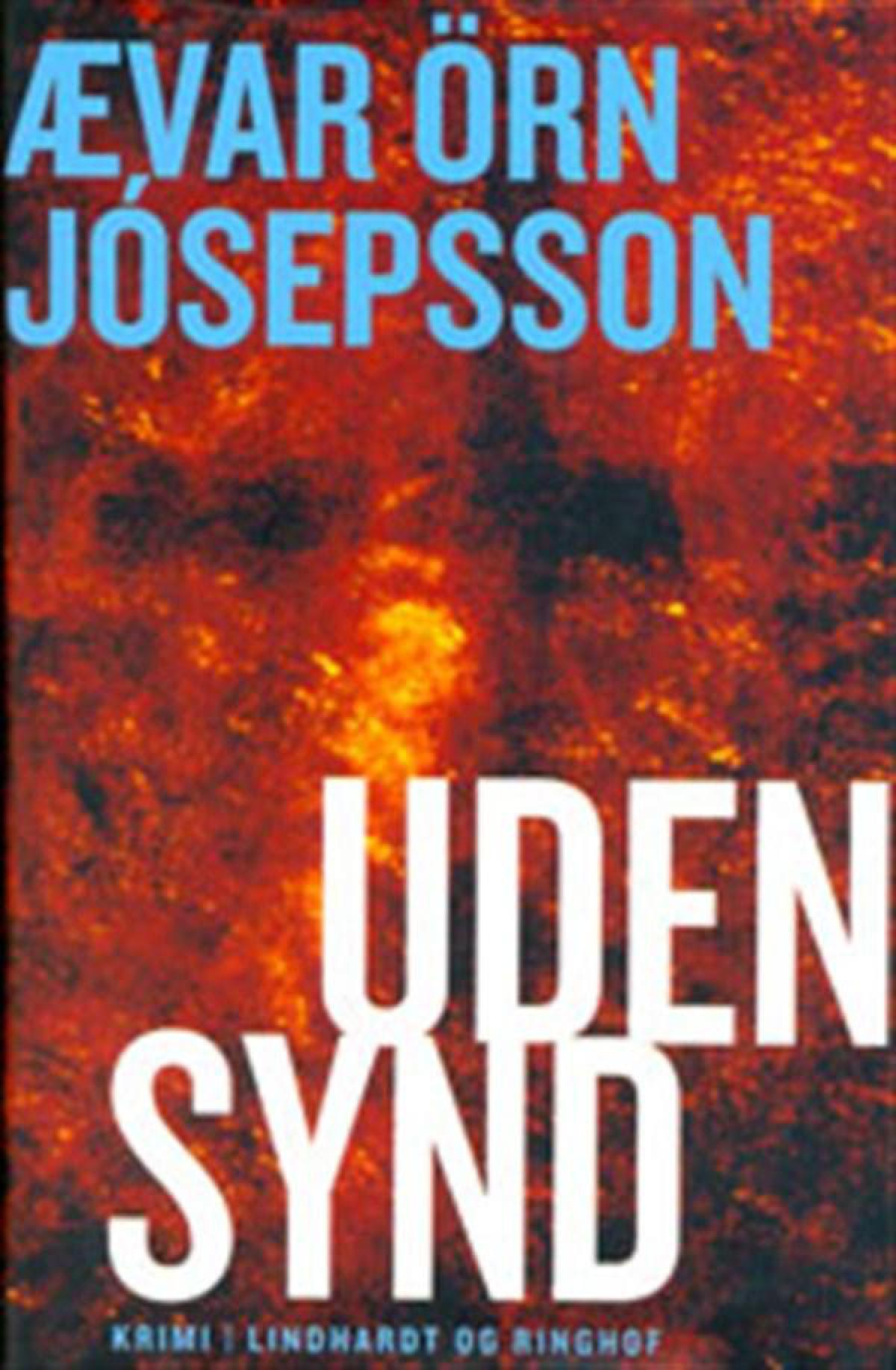 Uden Synd Ævar Örn Jósepsson