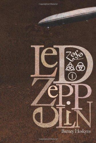 Led Zeppelin IV  by  Barney Hoskyns