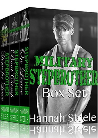 Military Stepbrother Box Set Hannah Steele