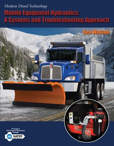 Mobile Equipment Hydraulics: A Systems and Troubleshooting Approach (Modern Diesel Technology Series)  by  Ben Watson