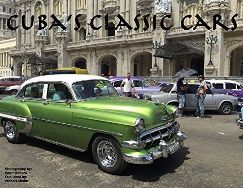 Cubas Classic Cars  by  Scott Withers