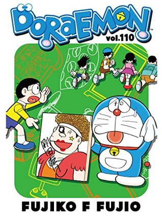 DORAEMON vol.110 Fujiko F. Fujio
