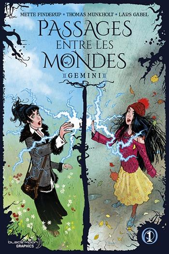 Passages entre les mondes (Gemini, #1)  by  Mette Finderup