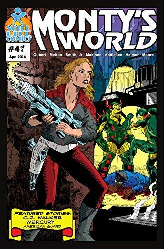 Montys World #4 Warren Montgomery